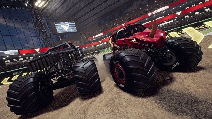 Monster Jam Steel Titans 2 screenshot 1