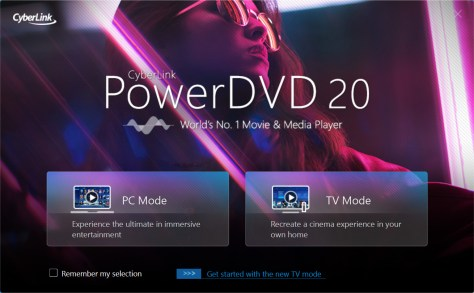 CyberLink PowerDVD 20 Ultra on Steam