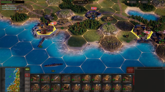 Strategic Mind: Fight for Freedom screenshot 1