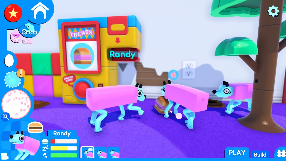 Wobbledogs  PREVIEW