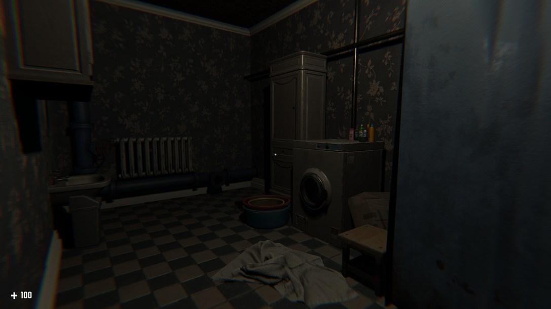 Corridor: Amount of Fear  PREVIEW