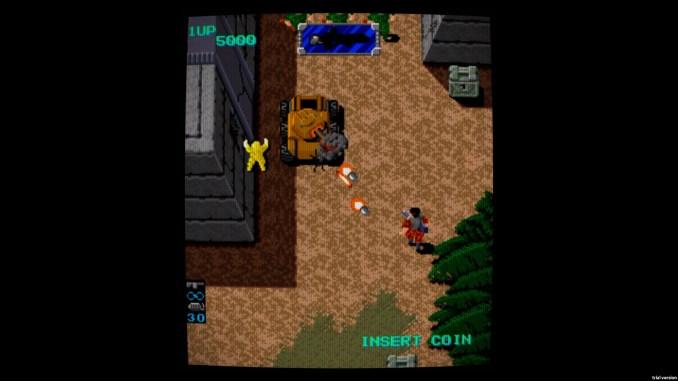 Retro Classix: Heavy Barrel screenshot 3