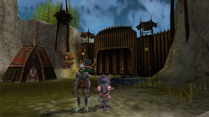 Oddworld: Munch's Oddysee screenshot 1