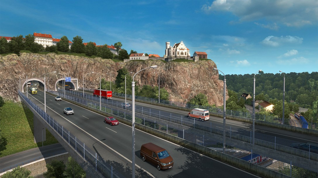 Euro Truck Simulator 2  PREVIEW