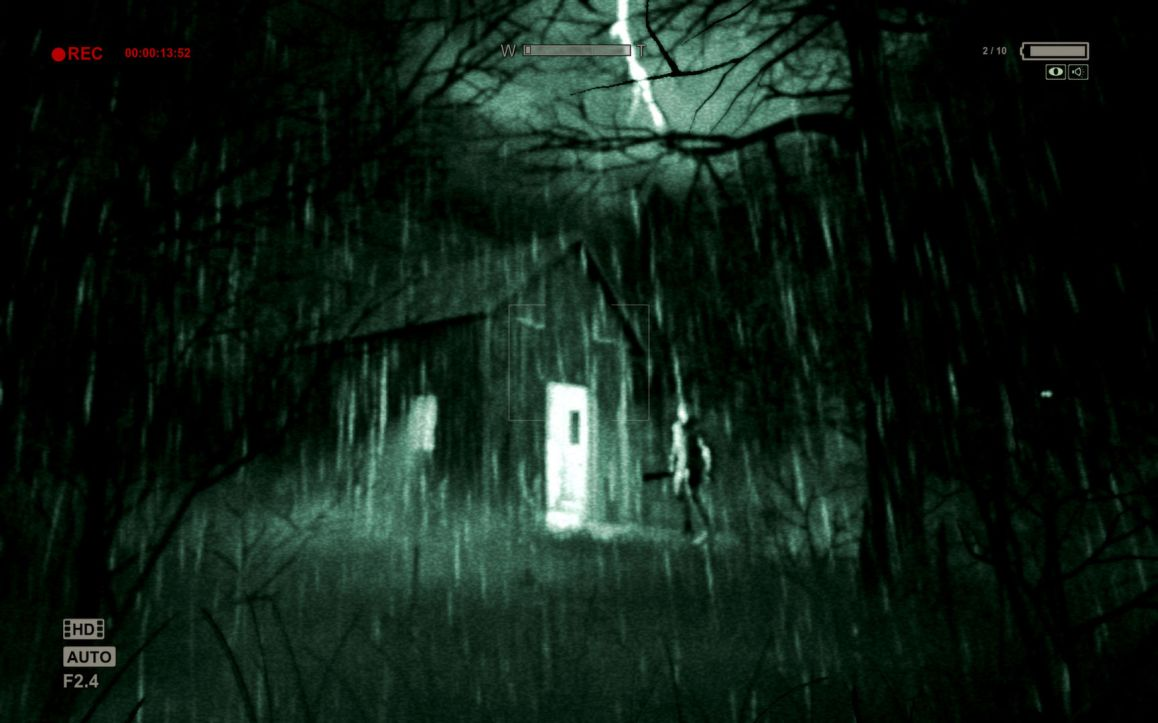 Outlast  PREVIEW