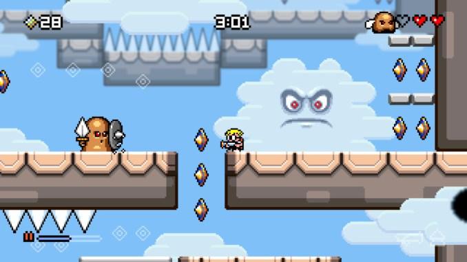 Mutant Mudds screenshot 3