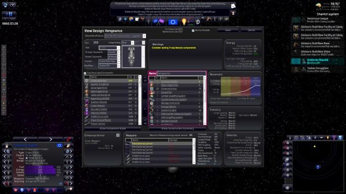 Distant Worlds: Universe screenshot 2