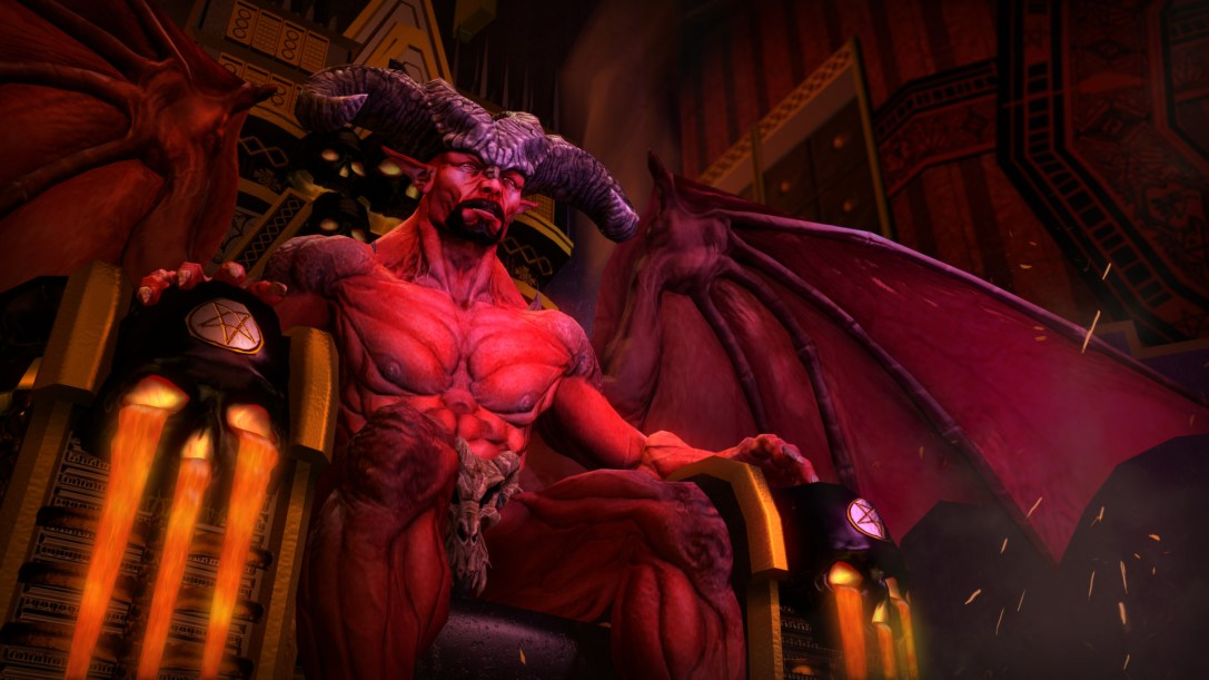 Saints Row: Gat out of Hell  PREVIEW