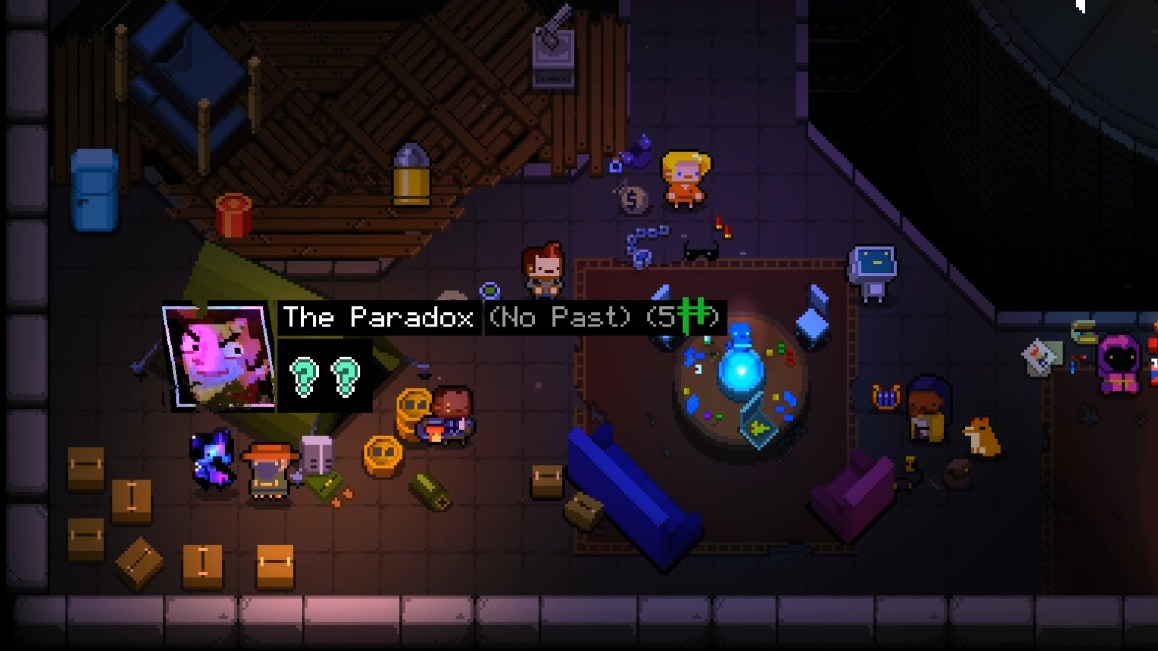 Enter the Gungeon  PREVIEW