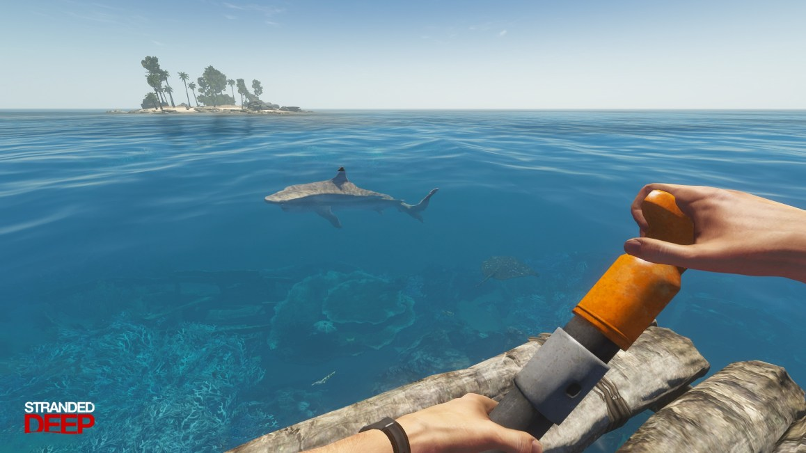 Stranded Deep  PREVIEW