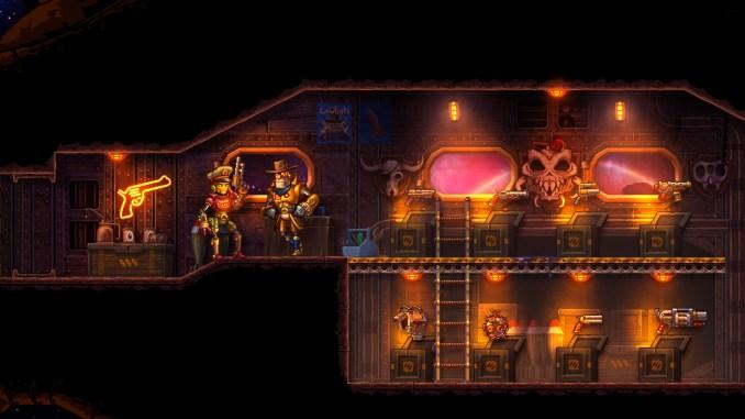 Steamworld Heist (Complete) screenshot 1