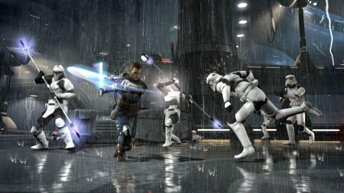 Star Wars: The Force Unleashed II screenshot 3