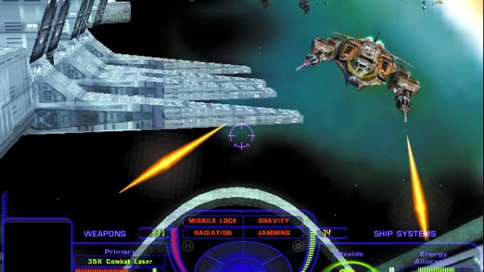 Tachyon: The Fringe screenshot 1