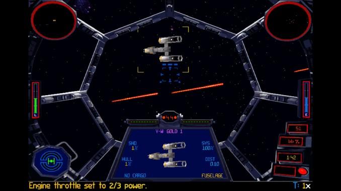 Star Wars: TIE Fighter screenshot 3
