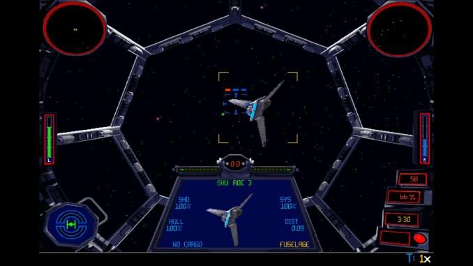 Star Wars: TIE Fighter screenshot 2