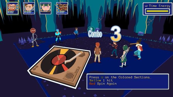 YIIK: A Postmodern RPG screenshot 2