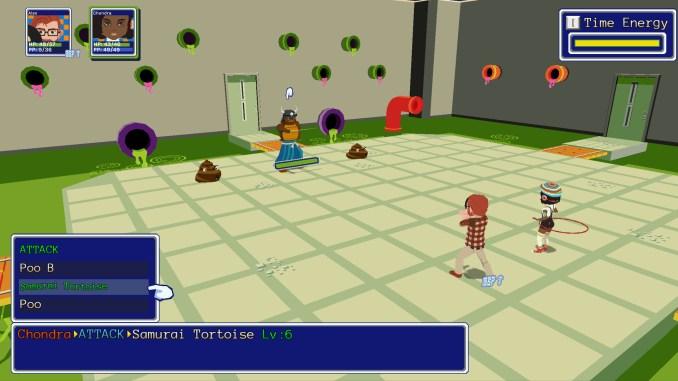 YIIK: A Postmodern RPG screenshot 1