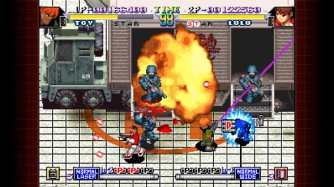 Shock Troopers: 2nd Squad screenshot 2