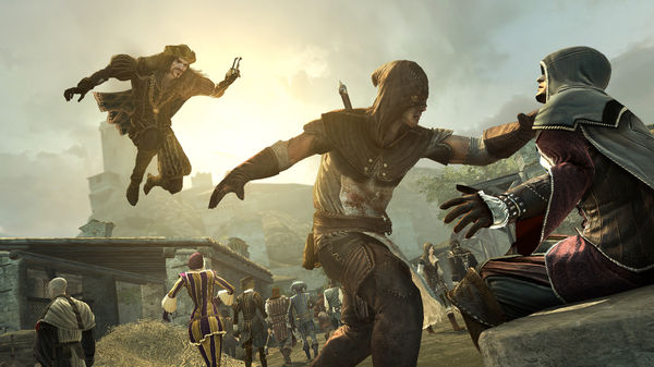 Assassin's Creed® Brotherhood PREVIEW
