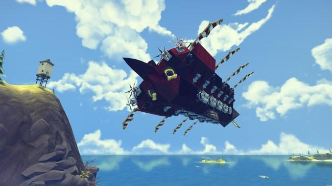 The Last Leviathan screenshot 2