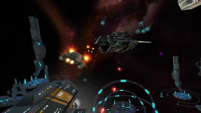 Final Fleet screenshot 1