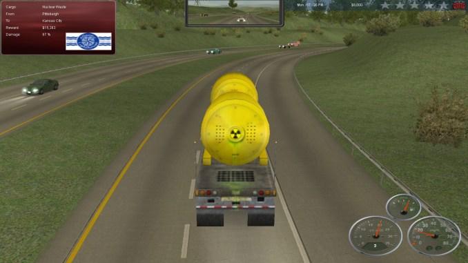 18 Wheels of Steel: Across America screenshot 3