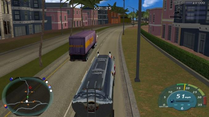 18 Wheels of Steel: Convoy screenshot 2