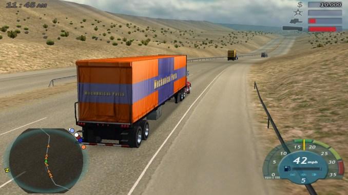 18 Wheels of Steel: Convoy screenshot 3