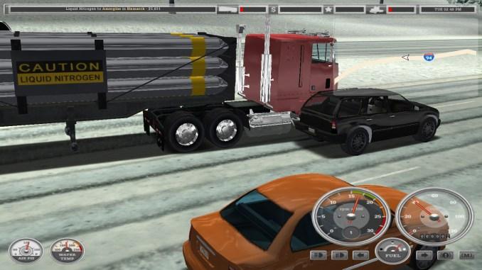 18 Wheels of Steel: Haulin' screenshot 2