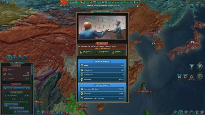 Realpolitiks screenshot 2