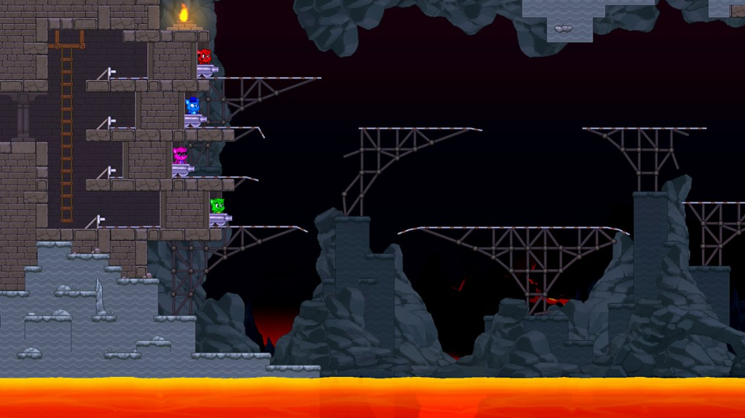 Bloody Trapland 2: Curiosity  PREVIEW