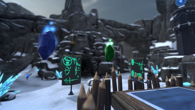 QuiVr Vanguard screenshot 2