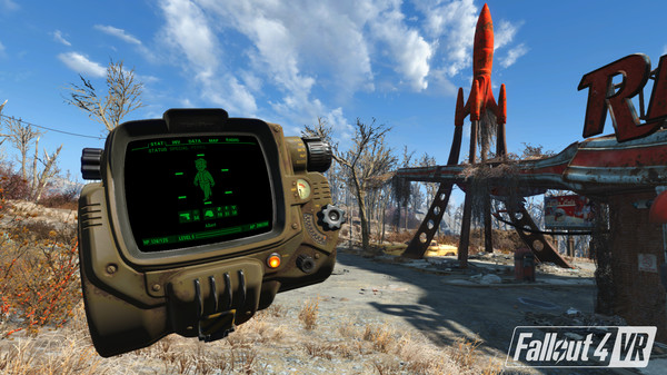 Fallout 4 VR PREVIEW