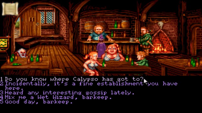 Simon the Sorcerer 25th Anniversary Edition Screenshot 2