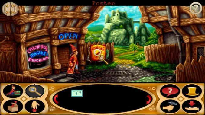 Simon the Sorcerer 2: 25th Anniversary Edition Screenshot 1
