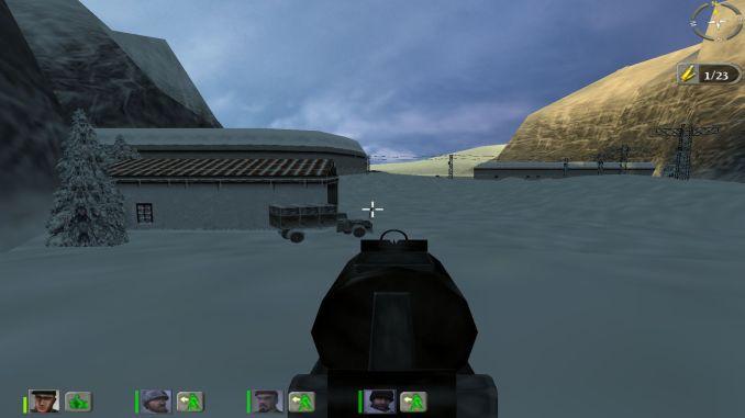 Hidden & Dangerous Action Pack screenshot 2