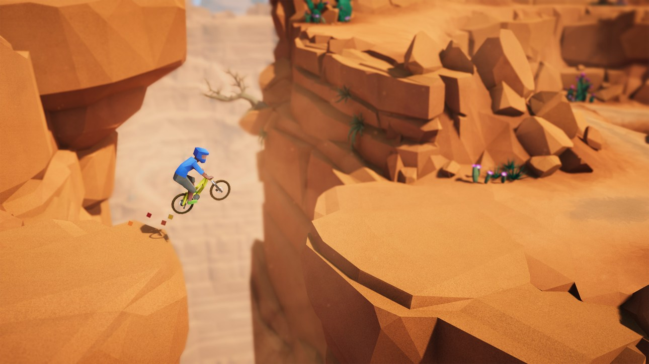 Lonely Mountains Downhill Free Download