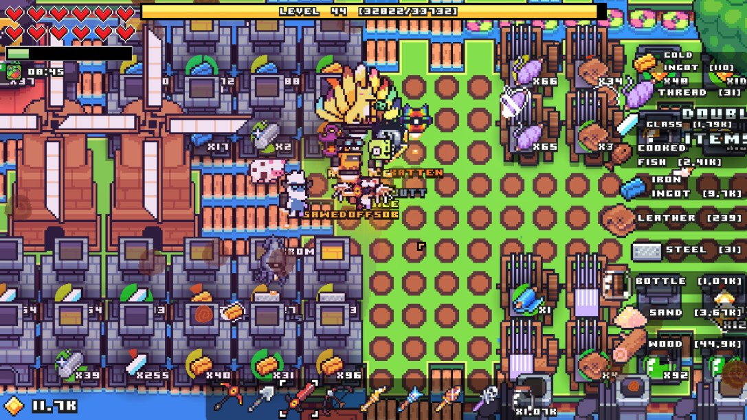 Forager  PREVIEW