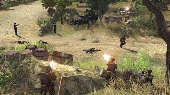 Men of War screenshot 2