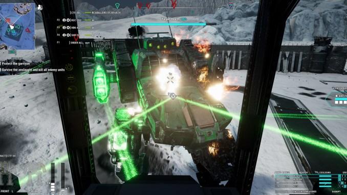 MechWarrior 5: Mercenaries screenshot 2