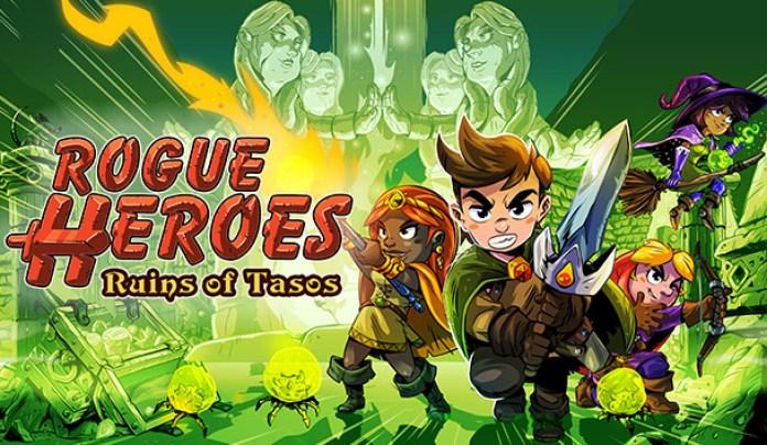 Save 50% on Rogue Heroes: Ruins of Tasos on Steam
