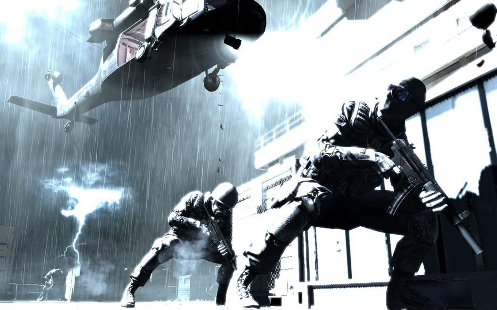 Call of Duty® 4: Modern Warfare®  PREVIEW