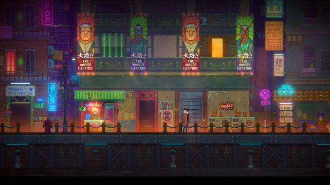 Tales of the Neon Sea screenshot 2