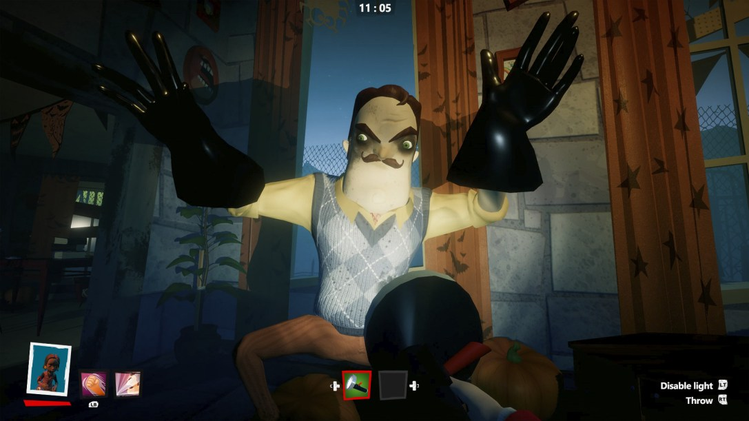 Secret Neighbor: Hello Neighbor Multiplayer  PREVIEW
