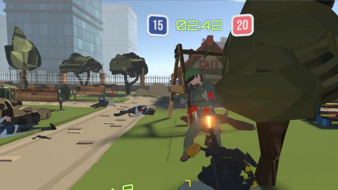 Headshot VR screenshot 1