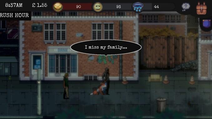 Change: A Homeless Survival Experience screenshot 3