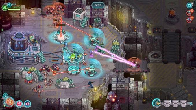 Iron Marines screenshot 3