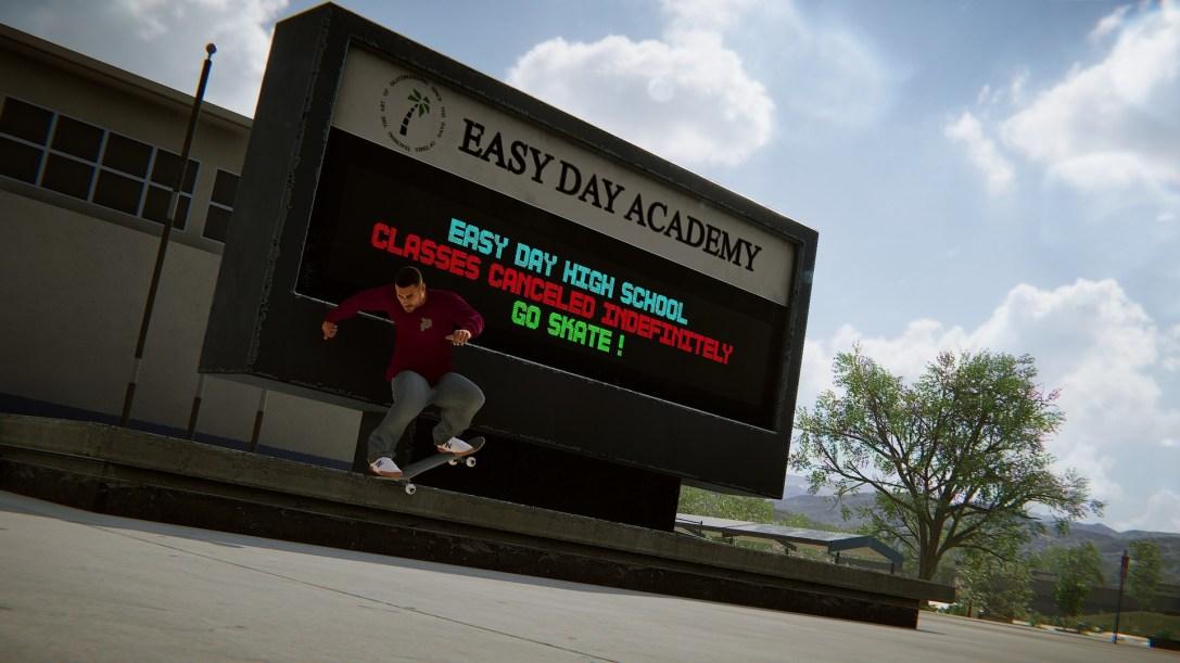 Skater XL - The Ultimate Skateboarding Game  PREVIEW