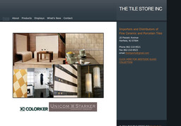 the tile store inc on william st in