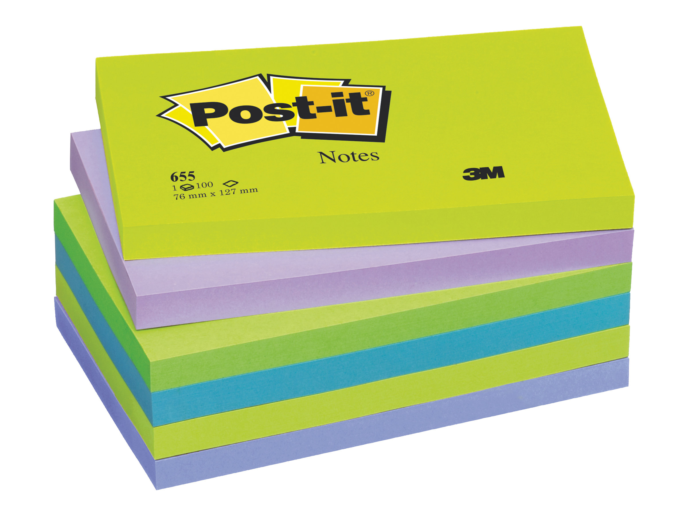 Post It 655 MT Notes Notes Repositionnables
